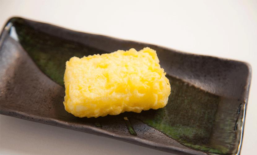 餅の天ぷら
